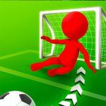 Crazy Soccer kick