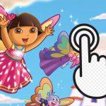 Dora the Explorer Clicker