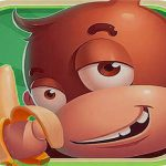 jungle monkey run:super hero