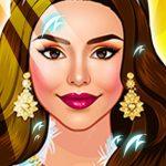 Princess Dressing Models – Game for girls