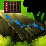 Reticent Forest Escape