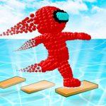 Sandman Pixel Race 3D
