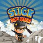 Stick soldier hero