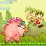 Super Bino Jump Adventure Jungle Game